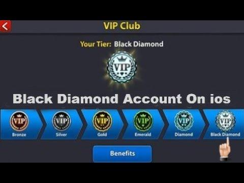 8 Ball Pool Tricks - How To Make 8 Ball Pool Black Diamond Account Trick On ios - Solving Techniques