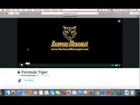 Cara Download Video Dari Vimeo