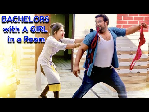 Xxx Mp4 BACHELORS With A GIRL In A Room Full Entertainment Firoj Chaudhary 3gp Sex