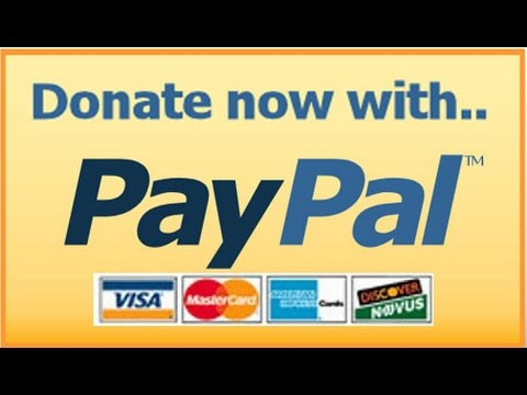 How to Create and Add a Paypal Donation Button in Wordpress Website