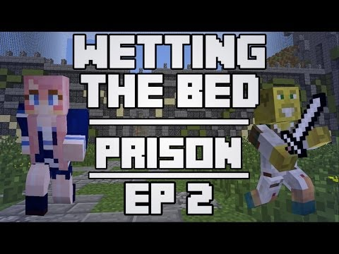 Wetting The Bed!! Prison w/ LDShadowlady | Ep. 2