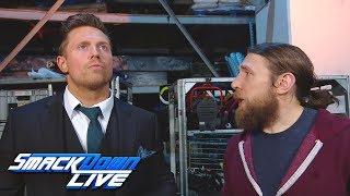 Daniel Bryan makes his first Survivor Series team pick: SmackDown LIVE, Nov. 6, 2018