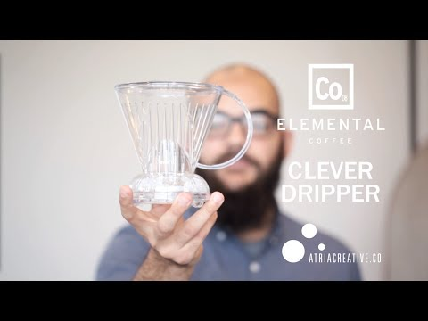 How to Brew Clever Dripper Coffee