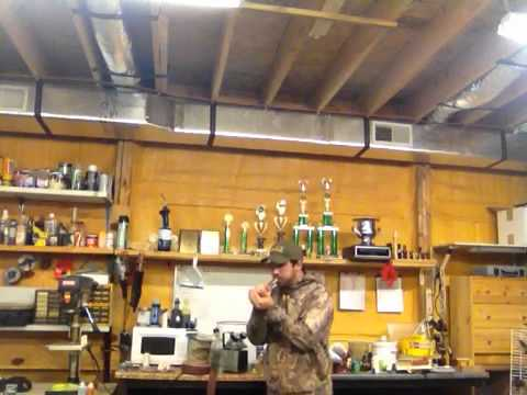 Old time goose call