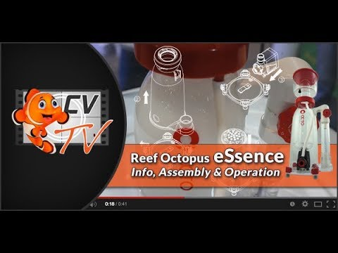 Reef Octopus eSsence Skimmer: Info, Assembly & Operation