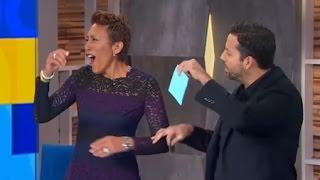 David Blaine Magic Tricks on 'GMA'