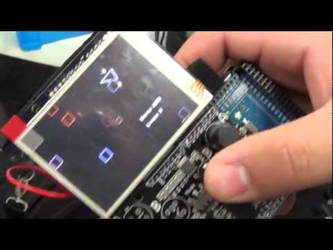 Arduino, Game Console shield
