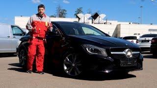 Роскошь для среднего класса - Mercedes-benz Cla | Подержанные автомобили