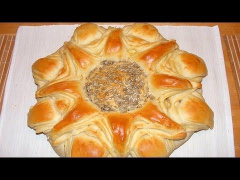 Sunflower bread -
