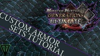 MHGU: All 18 Deviant Armor Sets - PakVim net HD Vdieos Portal