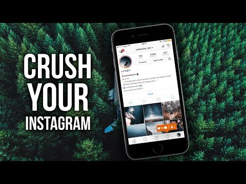 How To CRUSH your INSTAGRAM | HOW TO GROW FOLLOWERS | CREATE AN INSTAGRAM THEME