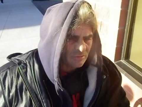 Former Rock Star will try to keep warm outside during the Cold Winter Months!