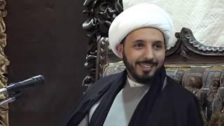مواجهة التحديات الفكرية المعاصرة (الكلمة) ll الشيخ أحمد سلمان
