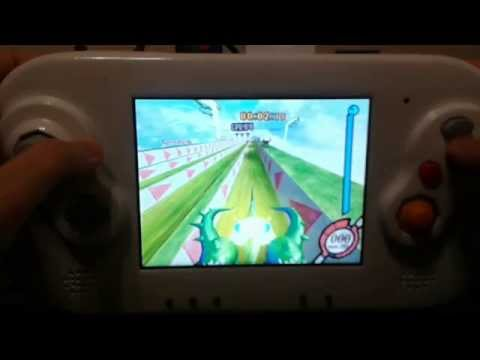 GameCube Portable Gameplay