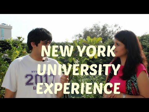 College Experience - New York University (NYU) - 1