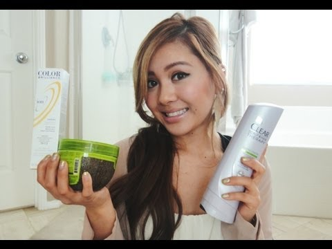 My Hair Color & Products!