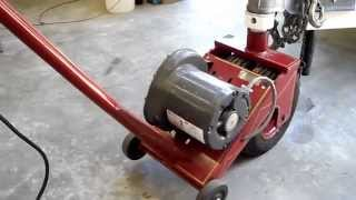 Power Caster PC-3 Trailer Mover