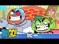 Teen Titans Go Free Pizza DC Kids