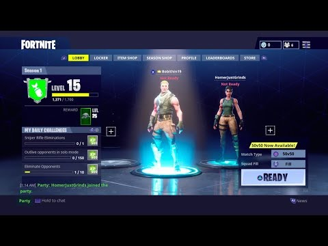 HOW TO PLAY FORTNITE ON PS4/XBOX 1 WITH PC FRIENDS | Tutorial