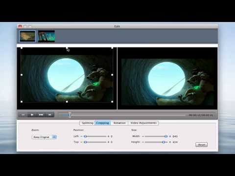 How to Convert WMV to FLV on Mac OS X Lion Video