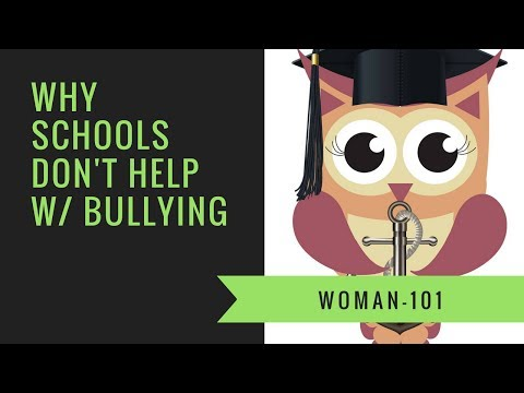 📲 Cyberbullying 📕  Why WON'T Schools Help?  😡  Attorney System to Stop Bullying