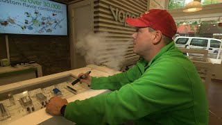 ECigs May Be Bad for Teens, Good for Adults