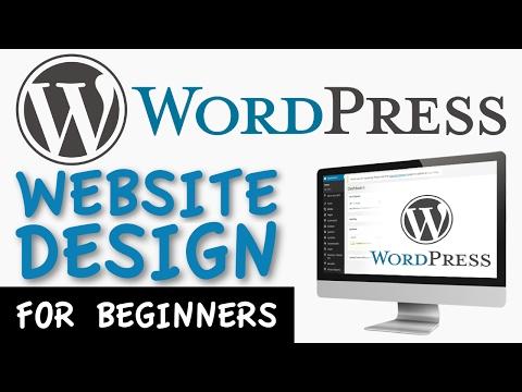 Wordpress Website Design Tutorial For Beginners (Part 1) | Buying Domain Name & Hosting + Install