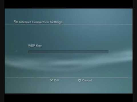 How to Set Up Your WiFi or Internet Connection for your PS3