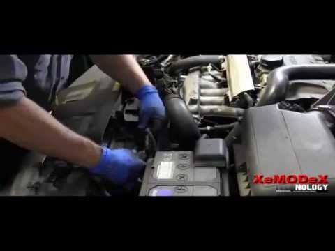 Electronic Throttle Module Replacement Tutorial Part 2 of 2