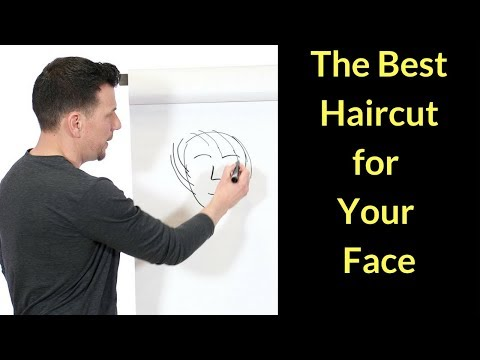 The Best Haircut for Your Face - TheSalonGuy