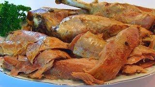 Betty's Slow Cooker Turkey Legs