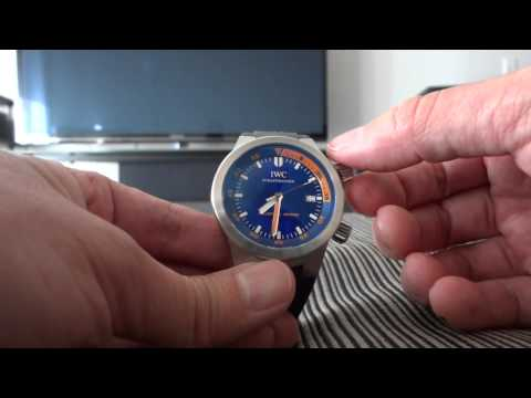 The Safest Way to Set An Automatic Watch Date & Time
