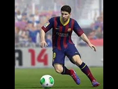 how to change messi dress in fifa 14 and 15