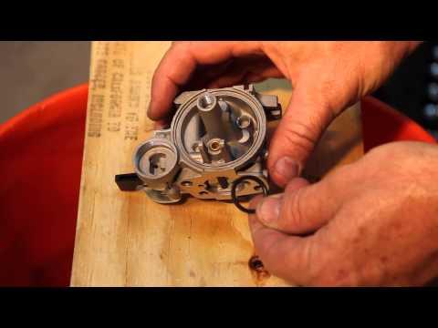 Coleman CT200U Mini Bike Carburetor removal and cleaning