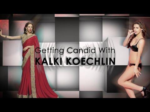 Getting Candid with Kalki Koechlin