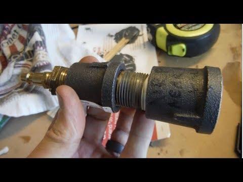 Sprinkler Blowout Adaptor