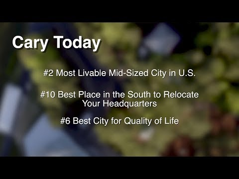 2018 State of Cary