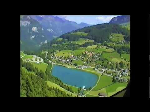 MOUNT TITLIS, cable car ride to 10,000 Feet..Switzerland..!!