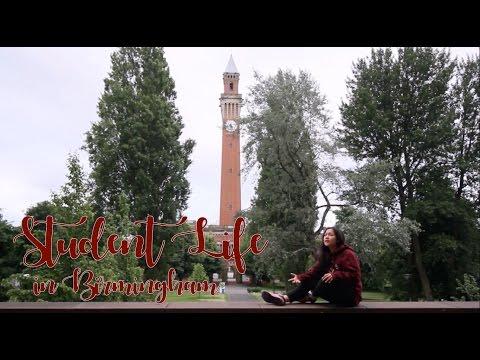Student Life in Birmingham