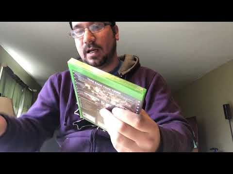 Far Cry 5 Xbox One Unboxing