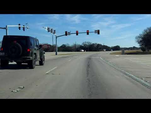 LA 14 (LA 14 BUS to US 90) eastbound (Part 1/2)