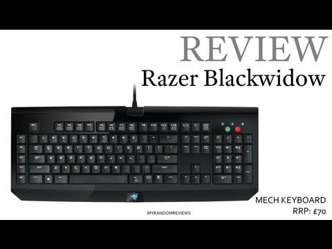 Razer Blackwidow Mechanical Gaming Keyboard - Review