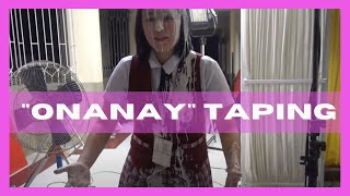 Vlog #2: Onanay Set Tour (feat. Kate Valdez, Nora Aunor, Etc.) | Mikee Quintos