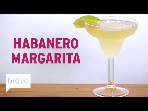Tipsy by Bravo: Habanero Margarita | Bravo
