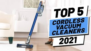 Top 5 BEST Cordless Vacuum of [2021]