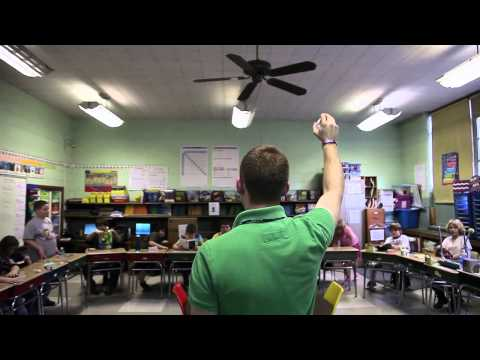 Passion and Strength Inspire Teacher in Struggling W.Va. Community