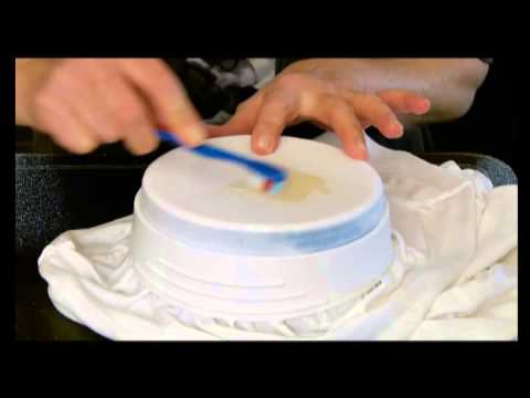 How To Remove Coffee Stains With The Stain Station Laundry Tool