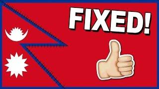 We fixed Nepal