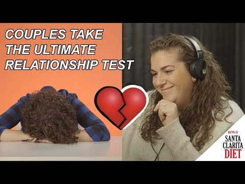 Couples Take The Ultimate Relationship Test