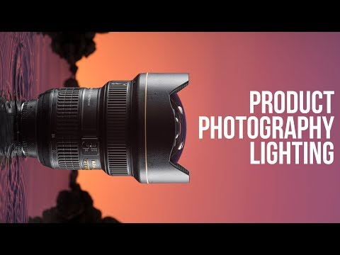 Product photography Tutorial - Perfect LIGHTING means no PHOTOSHOP